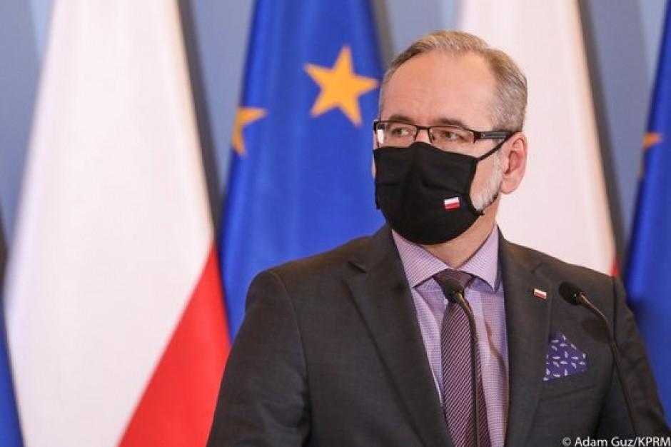 Niedzielski: sytuacja z brytyjską odmianą wirusa w Polsce pod kontrolą
