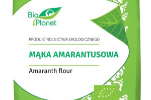 GIS wycofuje partie mąki amarantusowej bio ze względu na wykrycie tlenku etylenu
