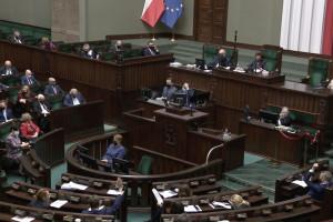 KO wnioskuje o informację nt. szczepień na najbliższym posiedzeniu Sejmu