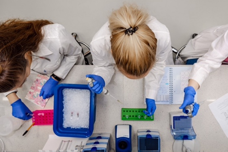 Pierwszy polski test różnicujący COVID-19 i grypę wchodzi na rynek