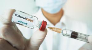 Lekarz: sytuacje, kiedy nie możemy kogoś zaszczepić przeciw COVID-19, są rzadkie