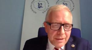 Sutkowski: pacjenci z COVID-19 za późno zgłaszają się do szpitala