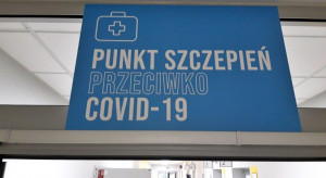 Gdańsk: w Uniwersyteckim Centrum Klinicznym rozpoczęto podawanie drugiej dawki szczepionki