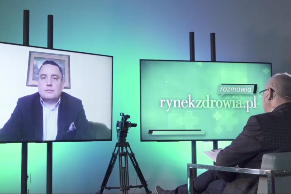 Rafał Włach: digitalizacja ochrony zdrowia stała się faktem, nie ma już odwrotu