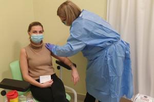 Liczba szczepień przeciwko Covid-19 zbliża się do 2,7 mln
