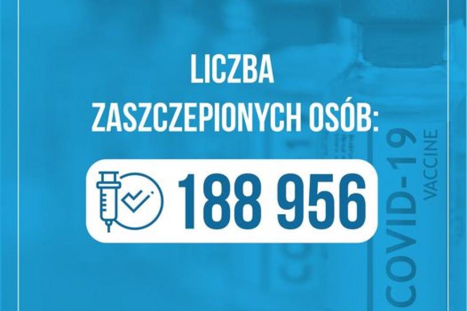 Morawiecki: Polska na trzecim miejscu w UE pod względem liczby zaszczepionych