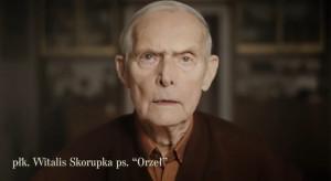 """98-letni żołnierz AK Witalis Skorupka: """"Bądź bohaterem - zaszczep się"""""""