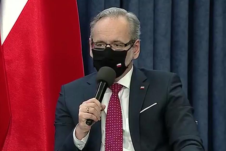 """Minister zdrowia o """"skoku zachorowań"""": to bardzo niepokojący sygnał"""