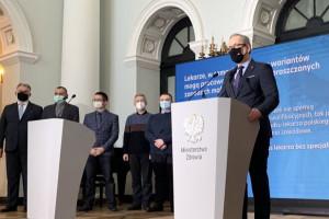 Mimo uproszczonych przepisów na razie lekarze spoza Unii nie ruszyli tłumnie do pracy w Polsce