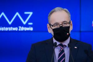 Niedzielski: zły minister zdrowia nie będzie jeździł po powiatach i odbierał szpitali