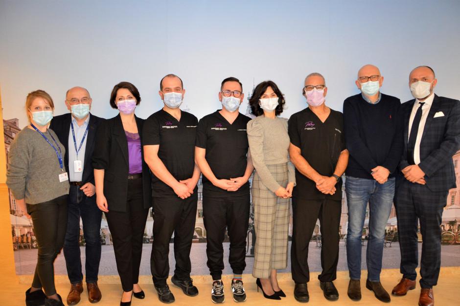 Ortopedzi z Paley European Institute będą operować w Szpitalu Medicover
