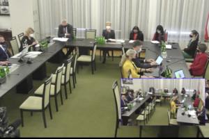 Trwa posiedzenie senackiej Komisji Zdrowia o szczepieniach: oglądaj transmisję