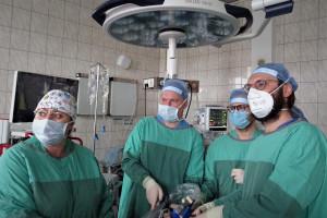 Szpital miejski w Gliwicach stawia na laparoskopię. W 2020 r. wykonał prawie 100 zabiegów małoinwazyjnych