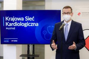 Rząd chce odbudować zdrowie Polaków: jest sieć onkologiczna, podobna ruszy w kardiologii