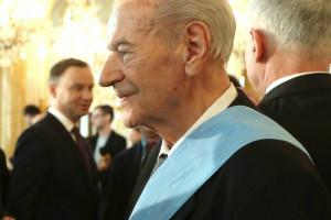 Instytut Onkologii w Gliwicach żegna prof. Mieczysława Chorążego, zmarł w wieku 95 lat
