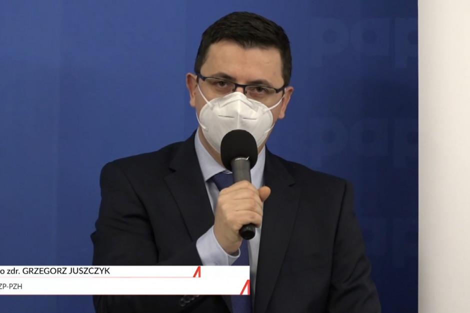 Dyrektor NIZP-PZH: naszym celem jest odbudowa zdrowotna po pandemii