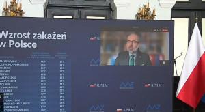 Niedzielski potwierdza: od soboty w Warmińsko-Mazurskim powrót obostrzeń. Pandemia się rozpędza