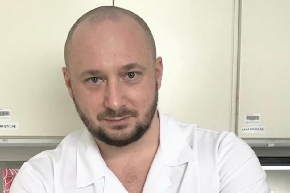 Kpt. dr Siewiera: blokujmy pseudoekspertów od koronawirusa. Nie lubią małych zasięgów