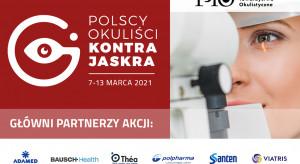 """""""Polscy okuliści kontra jaskra"""": rusza akcja bezpłatnych badań przesiewowych"""