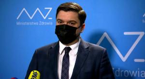 Wojciech Andrusiewicz:  sytuacja epidemiczna ustabilizowała się, ale nadal jest bardzo trudna