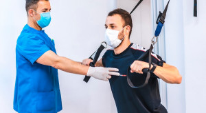 Ilu pacjentów potrzebuje rehabilitacji pocovidowej? Wśród nich mogą być wkrótce dzieci