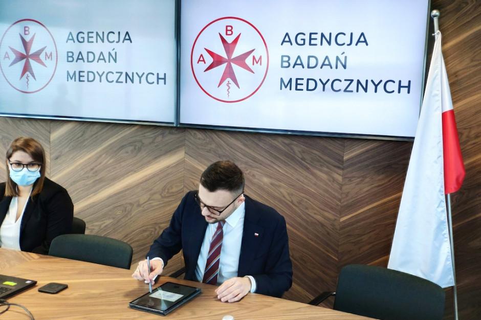 Rusza Polska Sieć Badań Klinicznych. Umowa podpisana, znamy sygnatariuszy