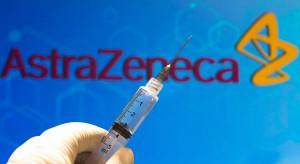 Korzyści ze stosowania szczepionki AstraZeneki przewyższają ryzyko działań niepożądanych