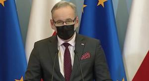 Znikomy procent zaszczepionych w Polsce miało dodatni wynik testu COVID-19