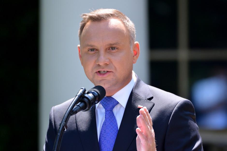 Prezydent Duda: tracimy kontrolę, prawdopodobny lockdown w całej Polsce