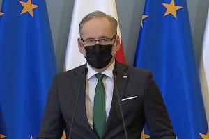 Minister zdrowia ogłosił lockdown w całym kraju