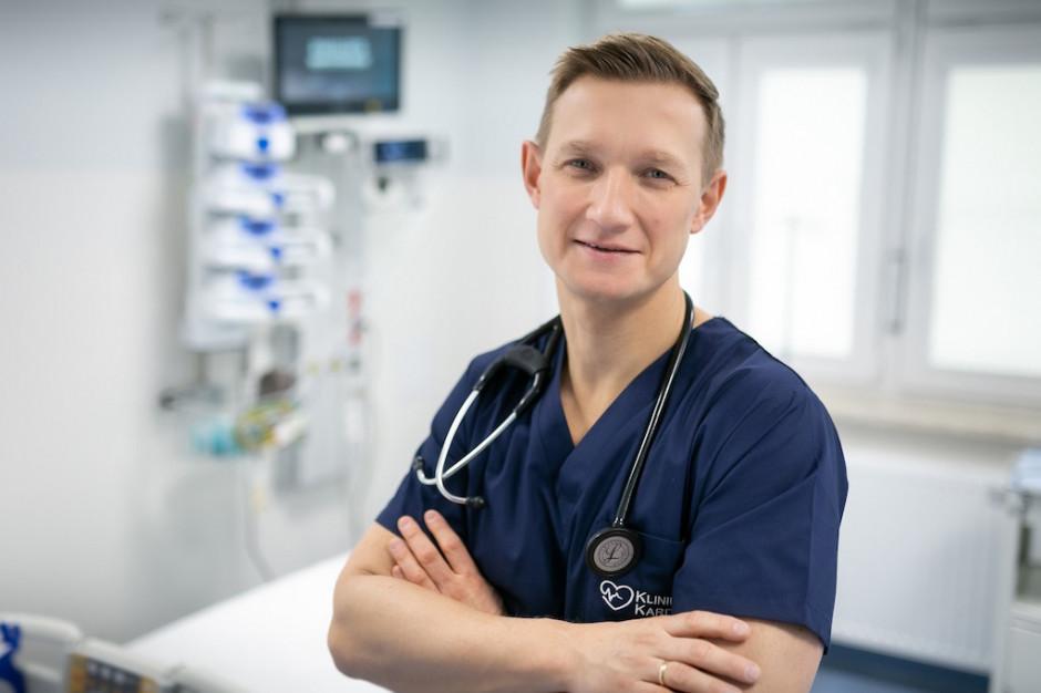 Prof. Marcin Grabowski: teleporady - tak, ale nie dla wszystkich
