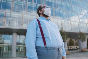 Nie tylko otyłość, ale także nadwaga. To ważne czynniki ryzyka w Covid-19