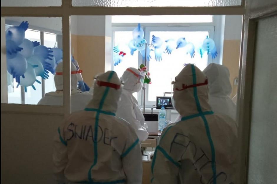Niezwykłe wydarzenie na oddziale szpitalnym na Pomorzu. Para wzięła ślub