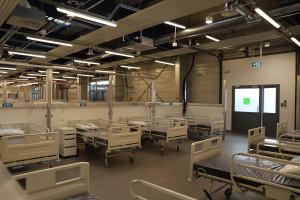 Z lotniska w Pyrzowicach pacjenci covidowi polecą do innych województw? To na razie scenariusz
