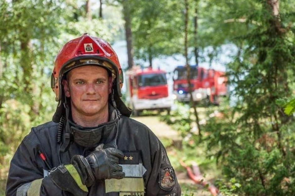 WIM: trwa przyjmowanie zgłoszeń do Nagrody Animus Fortis za ratowanie życia