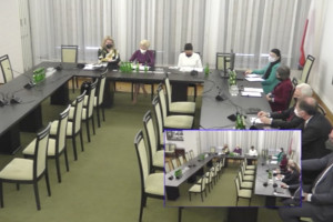 Senacka komisja zdrowia o pilotażu Krajowej Sieci Kardiologicznej - zobacz retransmisję