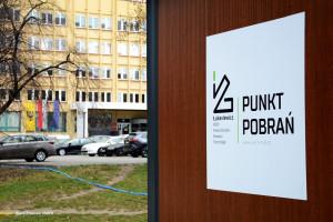 Wrocławianie mają nowy punkt pobrań w formule walk-thru