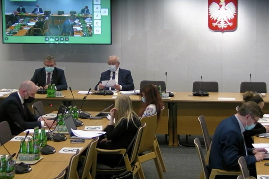 Sejm: komisja odrzuciła projekt nowelizacji map potrzeb zdrowotnych - retransmisja