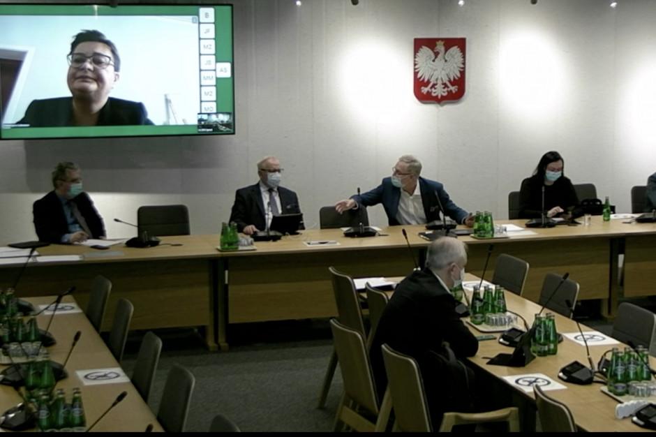 Sejm: gorąca dyskusja o dodatkach covidowych dla pracowników niemedycznych  i nie tylko