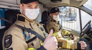 Stołeczne pogotowie ratunkowe dzieli się swoimi karetkami z innymi