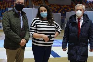 Opole na sztucznym lodowisku Toropol uruchamia masowy punkt szczepień