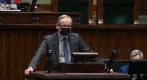 Niedzielski w Sejmie o różnicach między drugą i trzecią falą pandemii