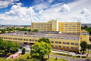 Szpital Uniwersytecki im. Biziela w Bydgoszczy powiększy się o budynek z lądowiskiem dla śmigłowców