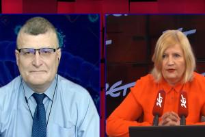Dr Grzesiowski o tym, czy boi się pozbawienia prawa wykonywania zawodu