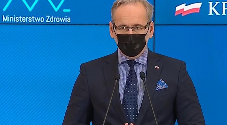 Niedzielski: 1 czerwca Polska przystąpiła do europejskiego systemu certyfikatów covidowych