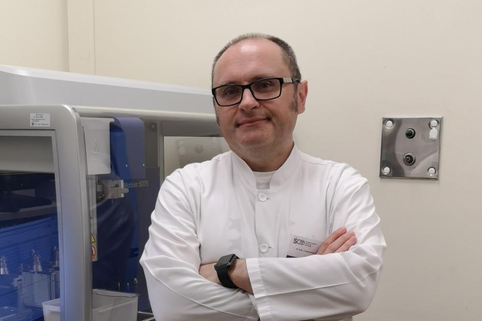 Polska terapia CAR-T - w ŚCO w Kielcach pracują nad kluczowym elementem