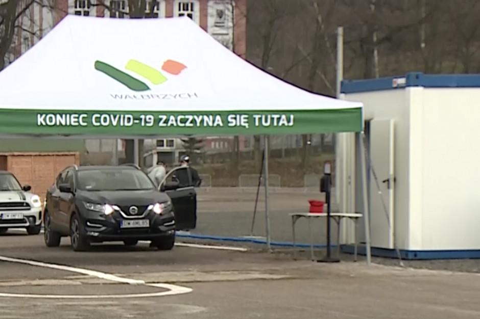 Obowiązkowe szczepienia przeciw COVID-19 - czy będą wdrożone w Wałbrzychu?