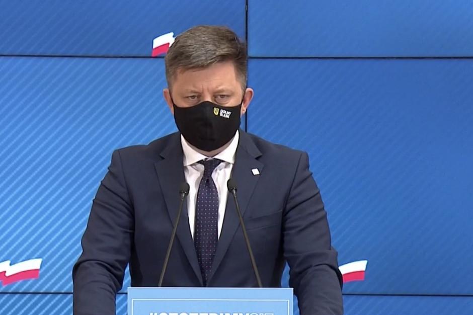 Michał Dworczyk: od 10 maja osoby niepełnosprawne z pierwszeństwem w punktach szczepień