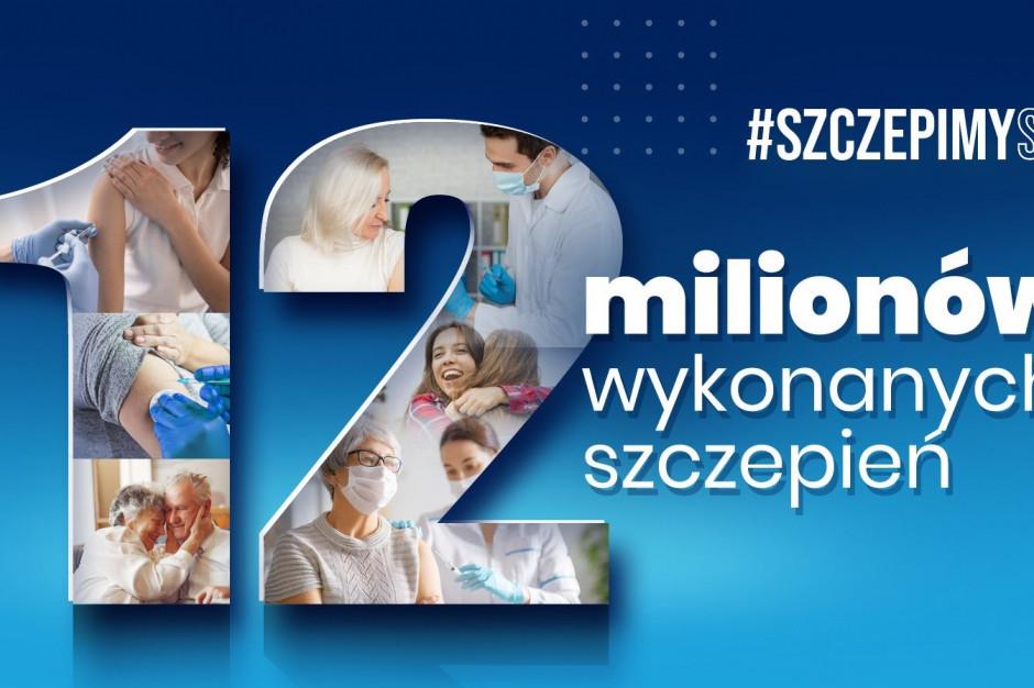 Dworczyk: Polacy chętnie decydują się na szczepienia, nie będą obowiązkowe