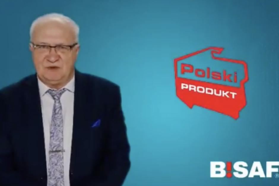 Prof. Krzysztof Simon zagrał w reklamie maseczek. Teraz wyjaśnia